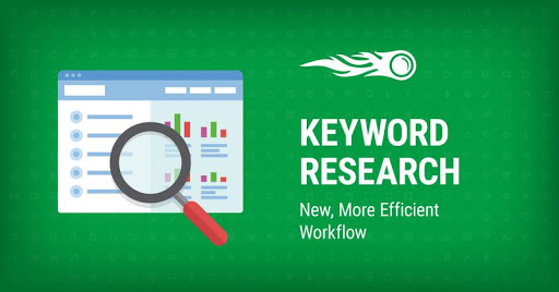 SemRush Competition Keyword Research